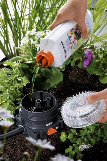 Gardena Micro Drip Mestbijmengapparaat
