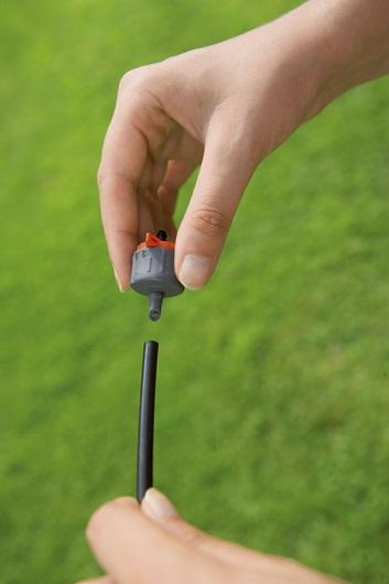 Gardena Micro Drip Einddruppelaar Instelbaar 5 Stuks