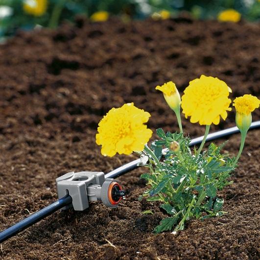 Gardena Micro Drip Buishouders En Spikes Ø 4.6mm 3 Stuks