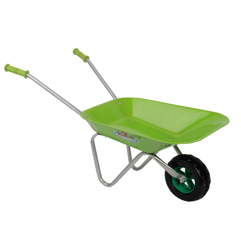Kruiwagen groen