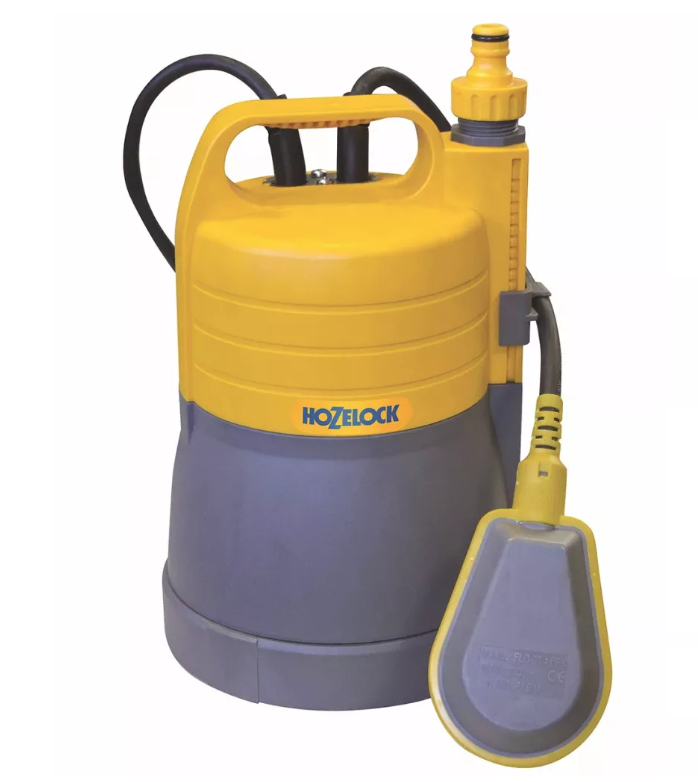 Flowmax® Vuilwaterpomp  7500 L  3 in1