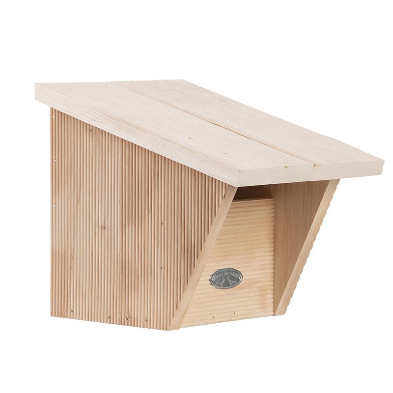 Esschert Nestkast Roodborst in Cadeaudoos