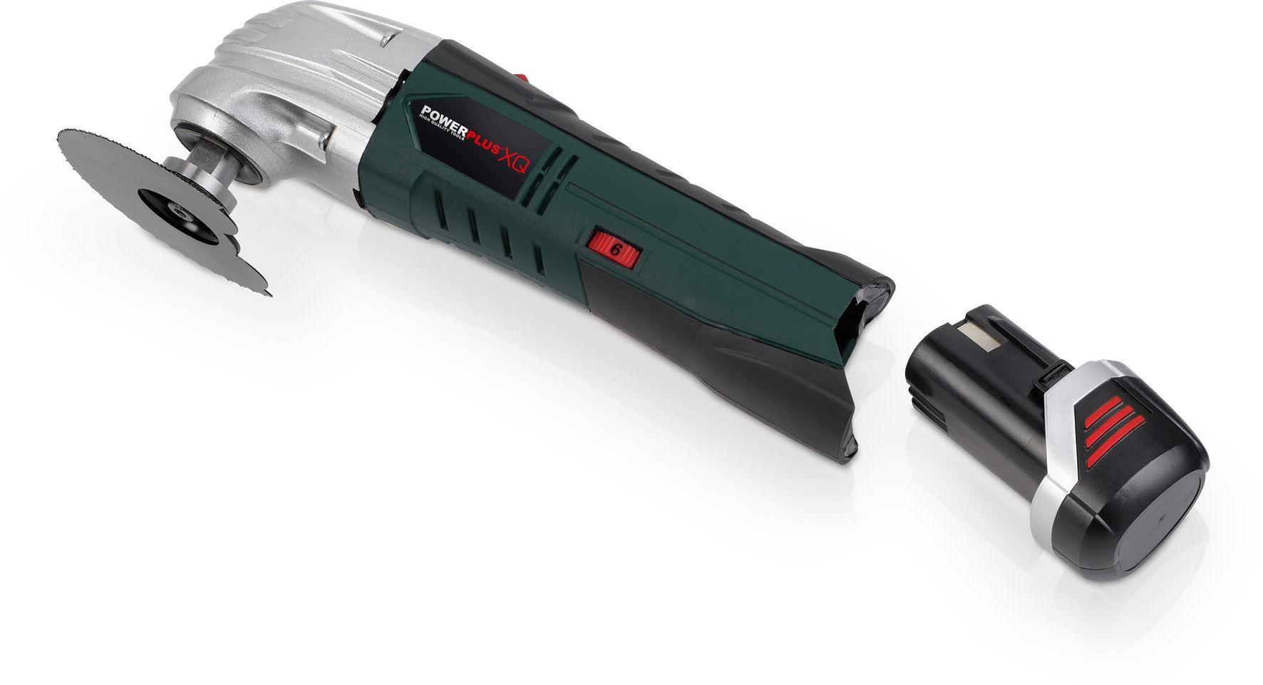 Powerplus POWXQ5271 Oscillerende Multitool | 12V LI-ION