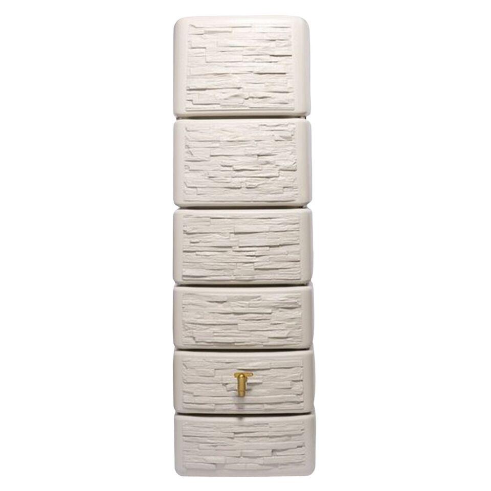 Garantia regenton Stone Decor beige 300 liter