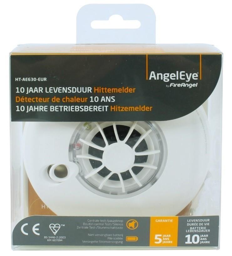 Angeleye digitale Koolmonoxidemelder