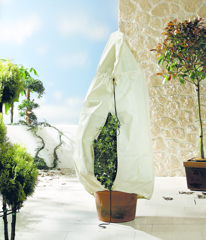 De Wiltfang Beschermhoes Planten 120 x 180cm