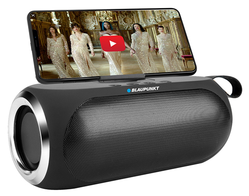 Blaupunkt Draagbare Bluetooth-Speaker - Bluetooth Luidspreker