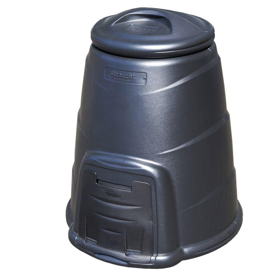 Harcostar Compostvat zwart - 220 Liter