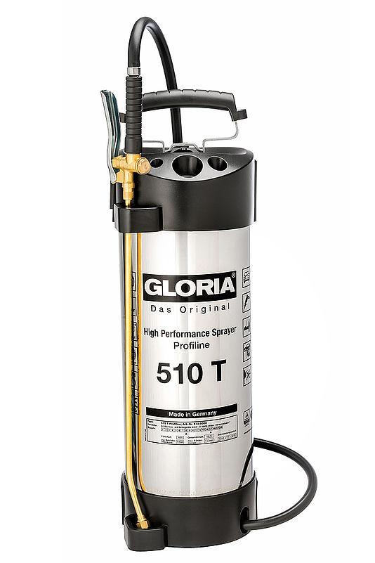 510 T - 10 liter roestvaststaal NBR