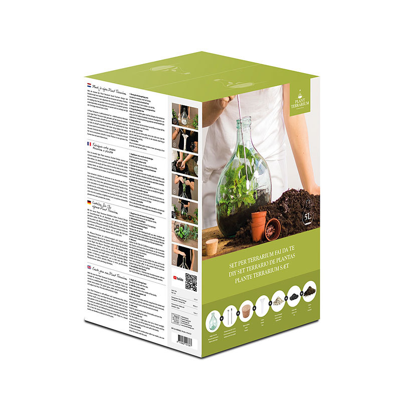 Esschert AGG62 | Planten Terrarium Doos