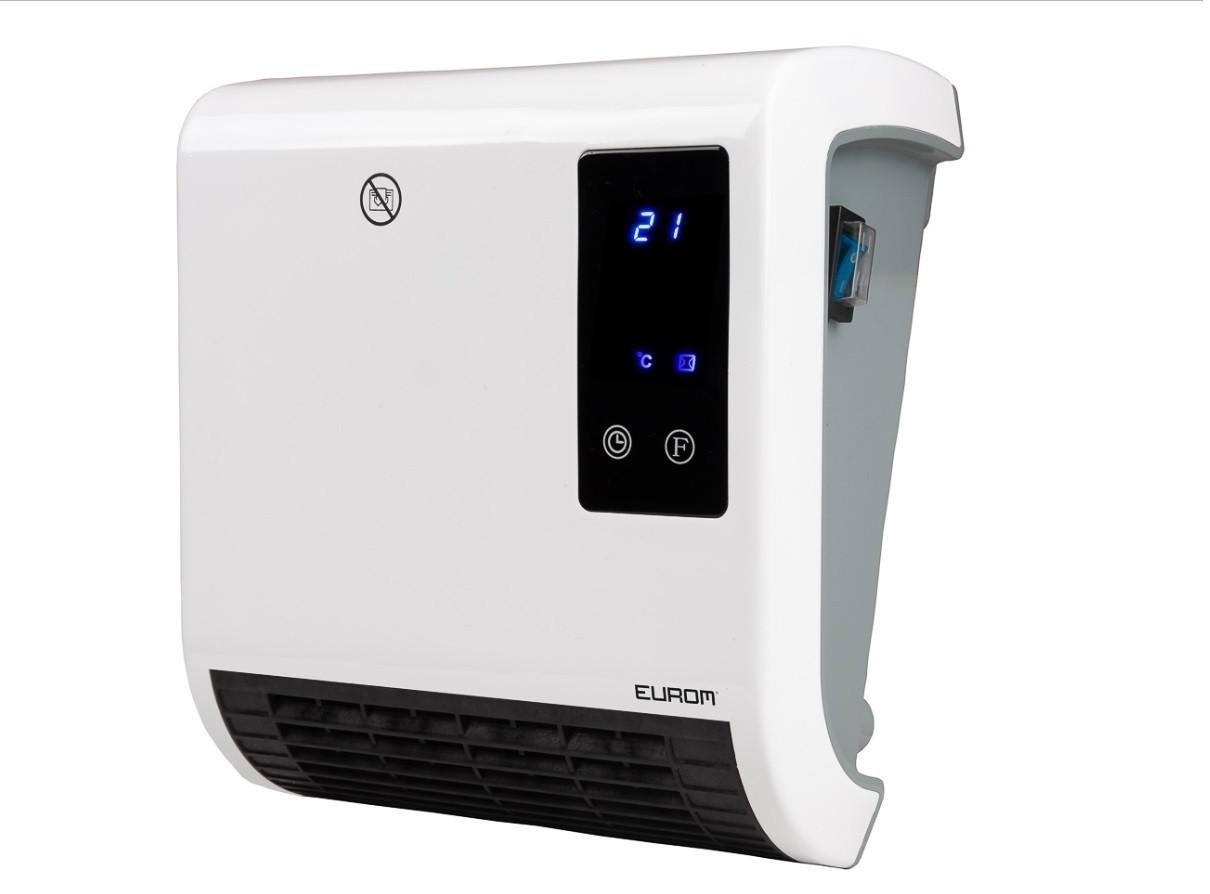 Verwarming Badkamer Watt : Eurom elektrische verwarming sani fanheat r w kopen