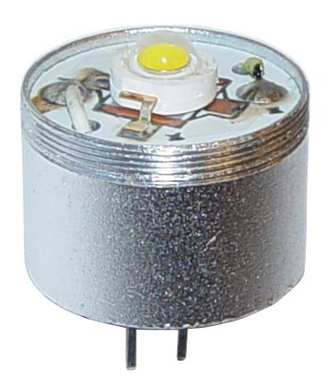 Garden Lights Power LED Lamp G5.3 Warmwit 12V