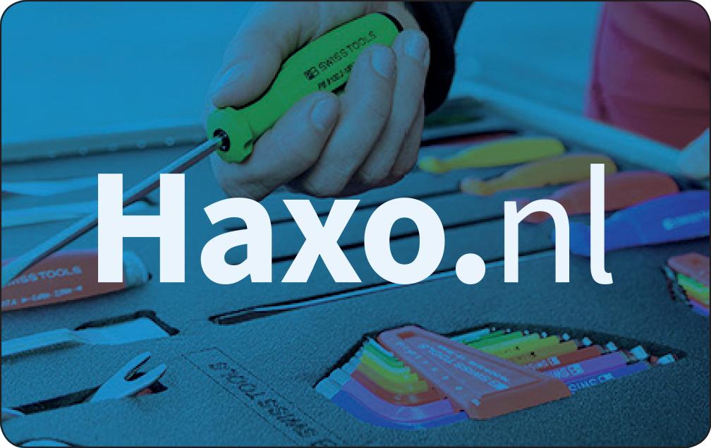 Haxo Cadeaukaart 25