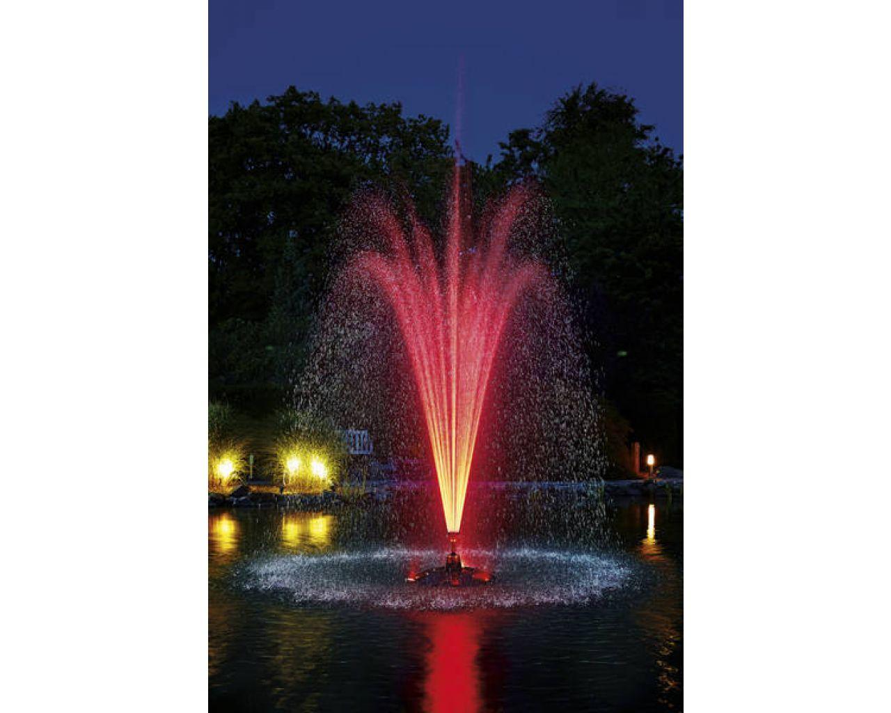 Oase led-verlichting RGB voor drijvende fonteinen