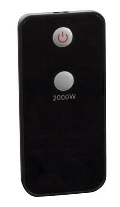 Perel Terrasverwarmer PHW2000-G-RC2 - 2000 W