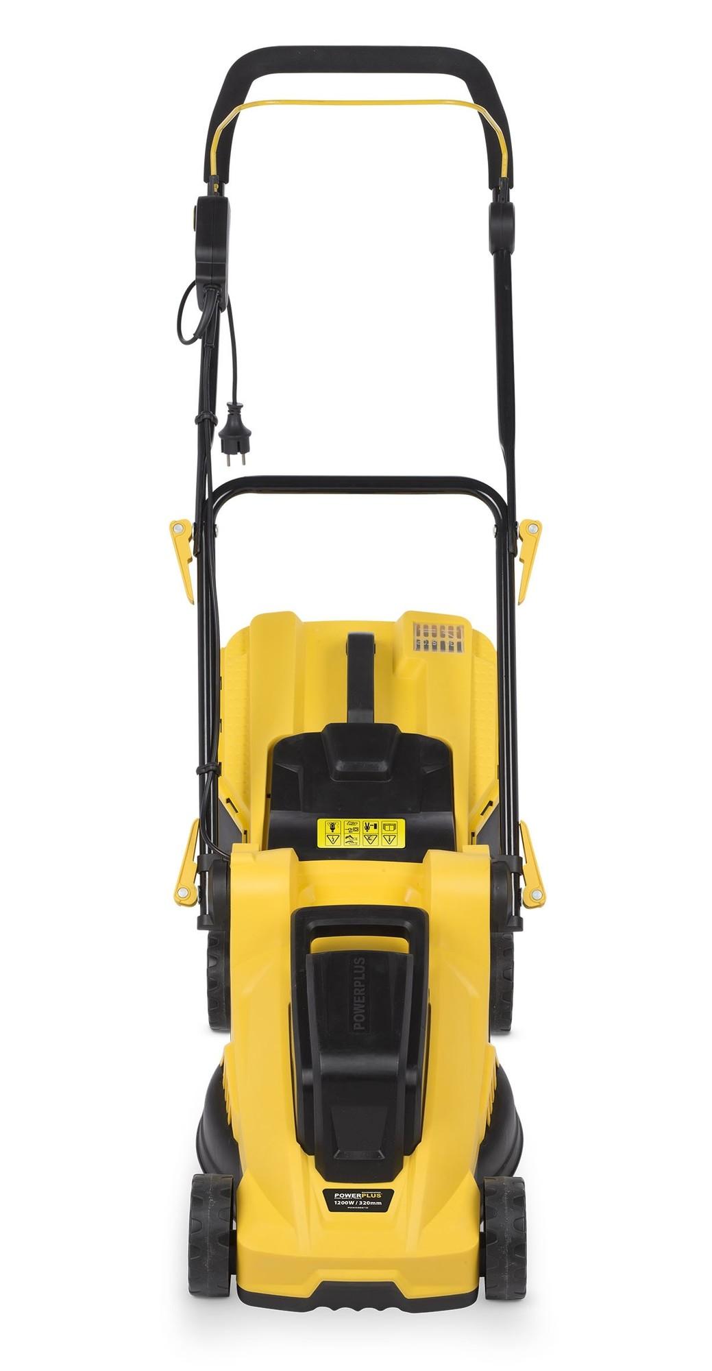 Powerplus Elektrische Grasmaaier- en Trimmer POWXG6211T