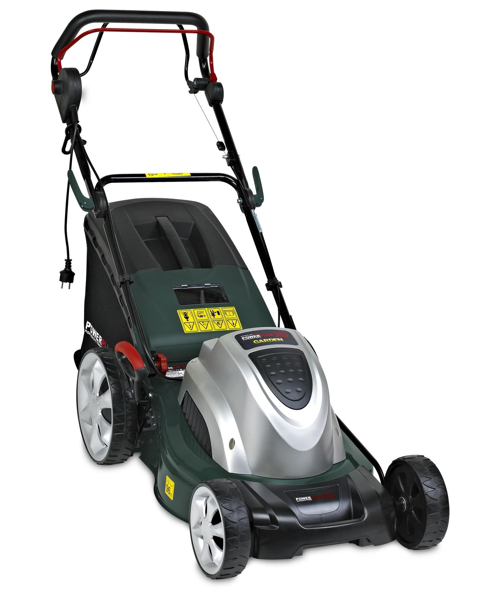 Powerplus Elektrische Grasmaaier POWXQG7515