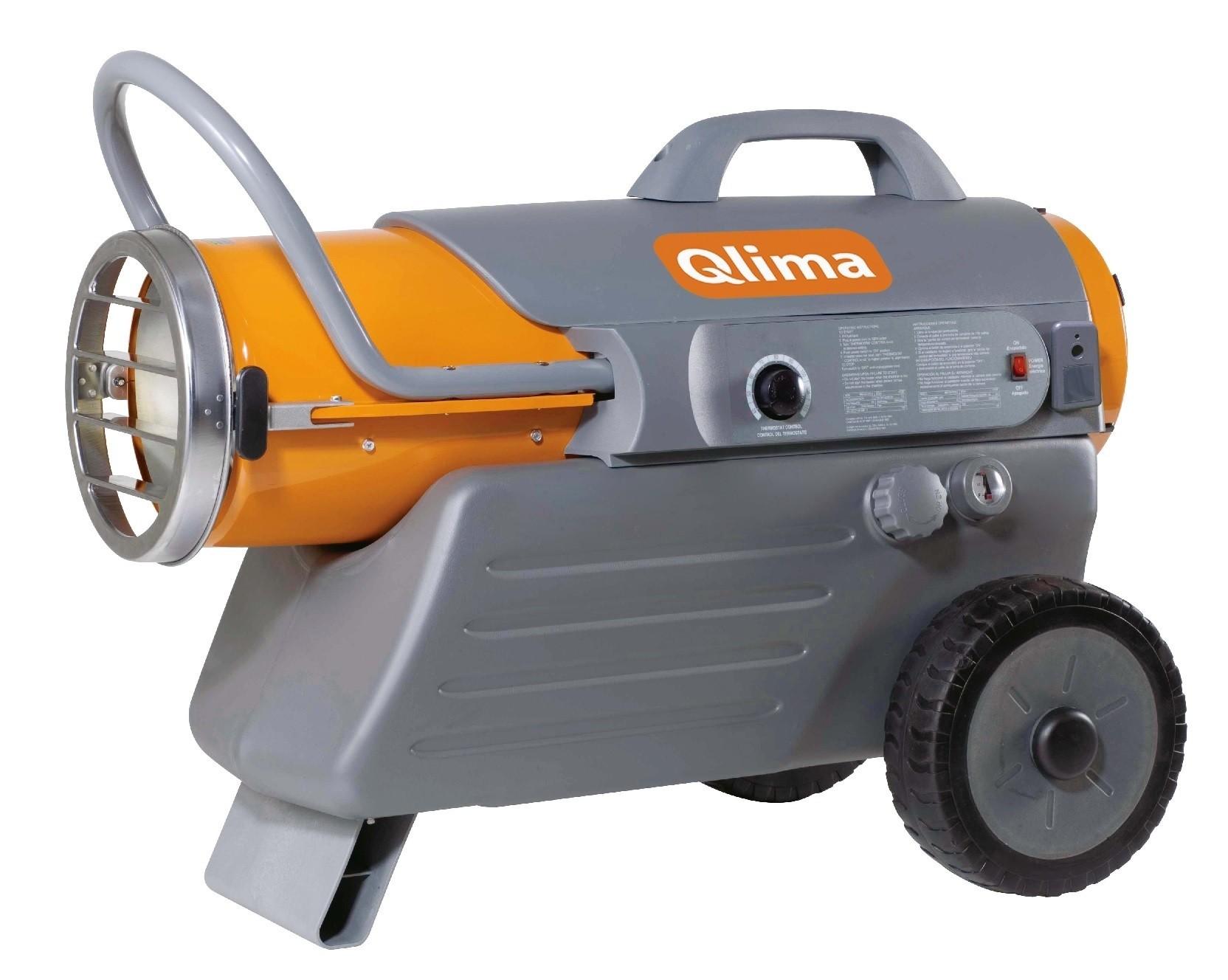 Qlima heteluchtkanon Premium DFA 2900