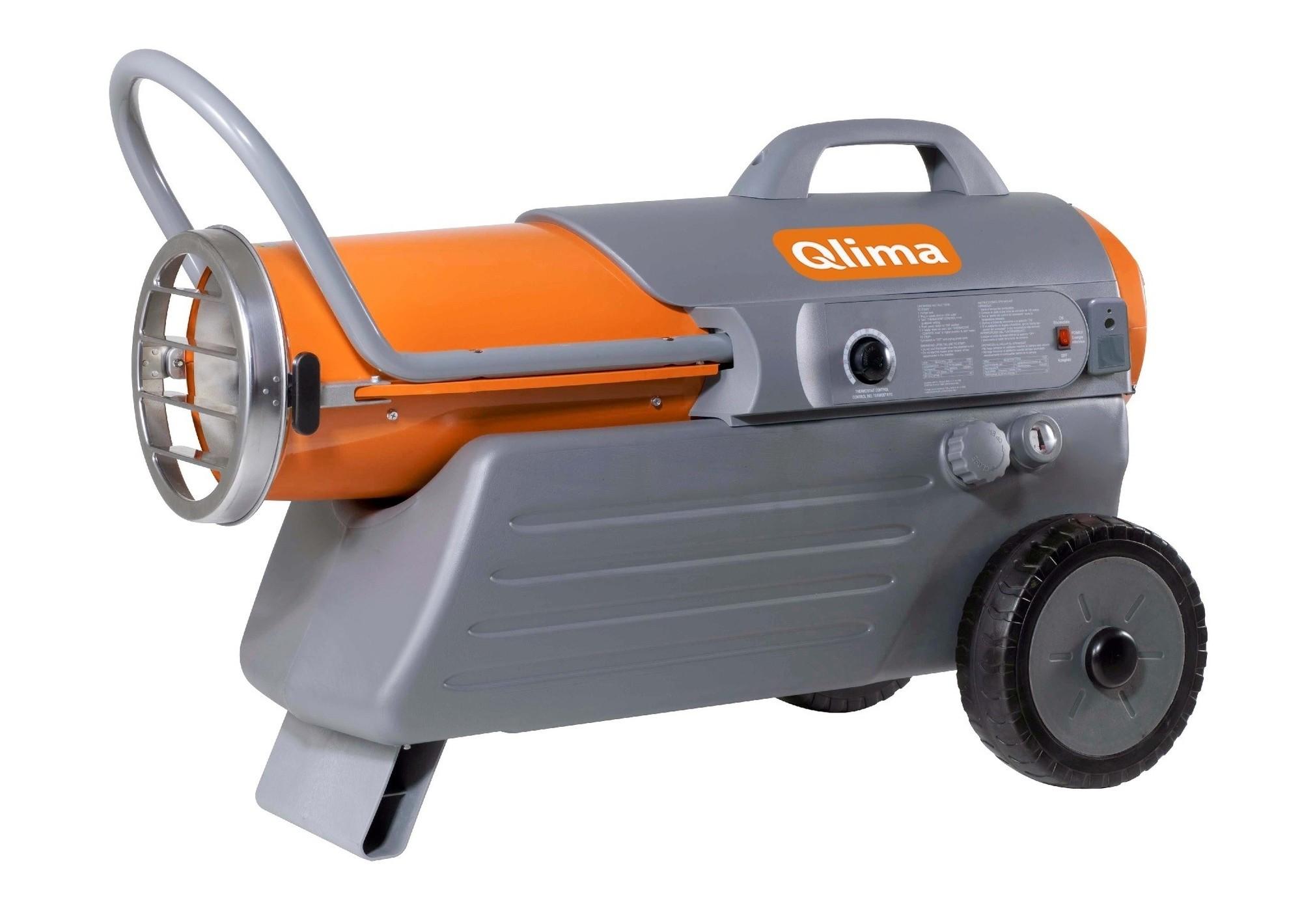 Qlima heteluchtkanon Premium DFA 4100