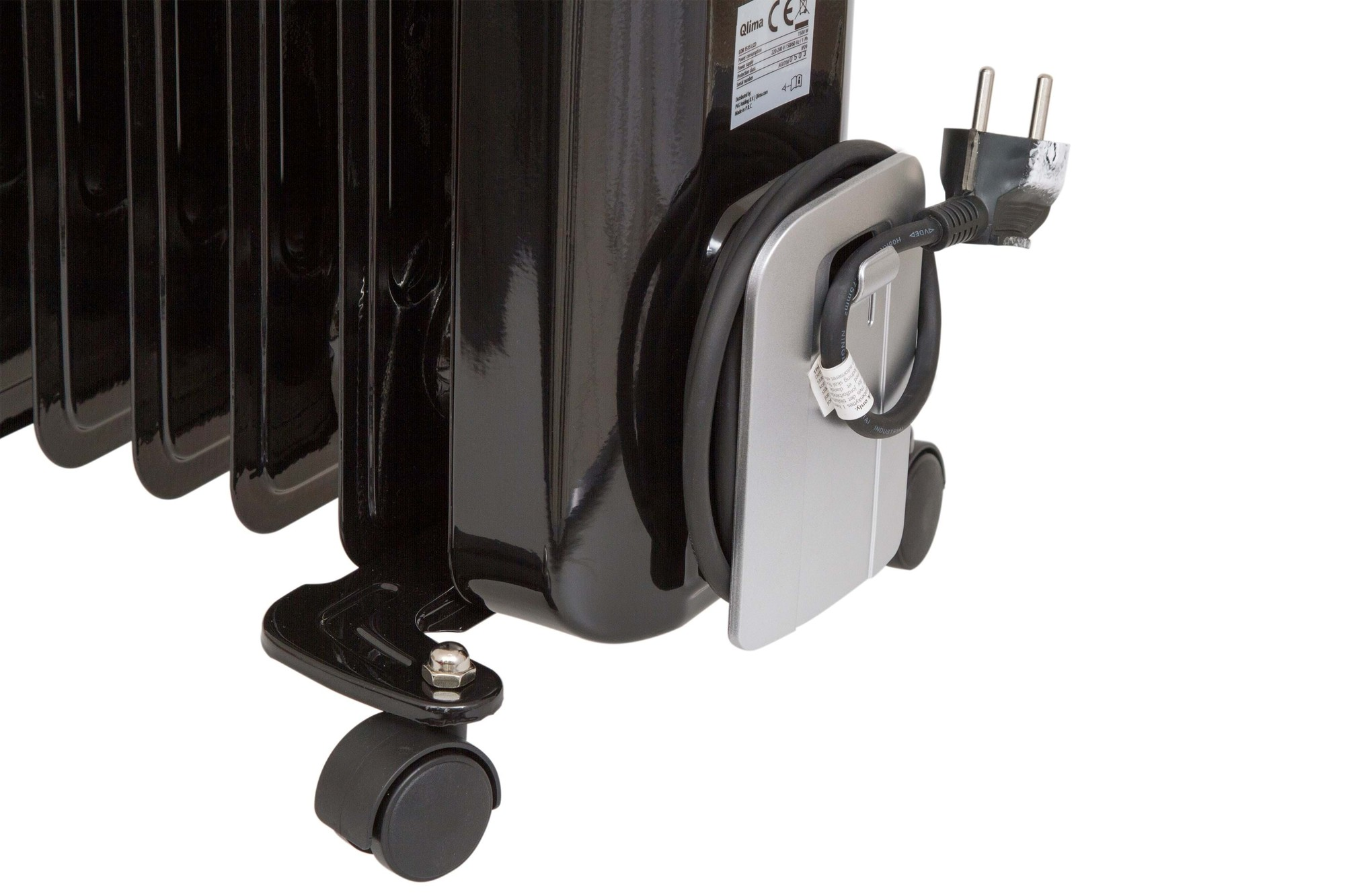 Qlima elektrische verwarming EOR 1515 LCD - 1500 W sfeer