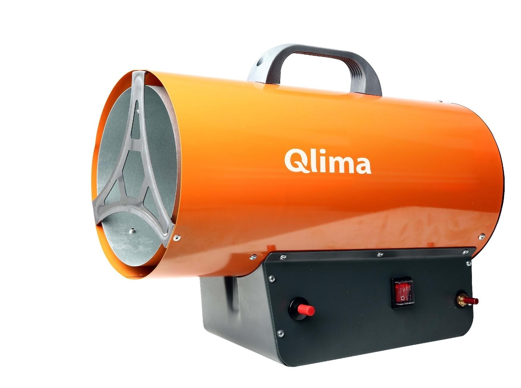 Qlima heteluchtkanon GFA 1010
