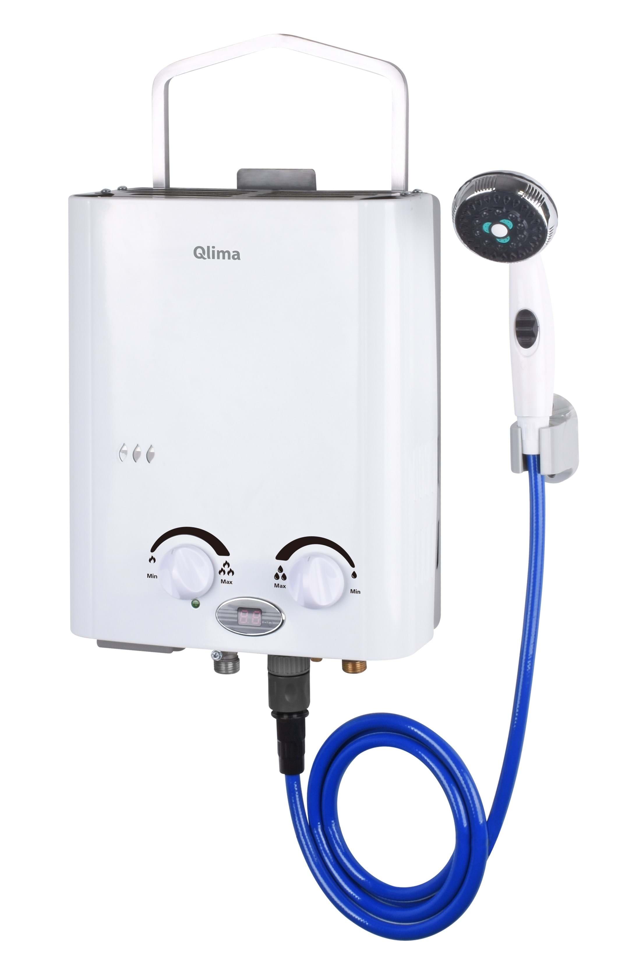 Qlima Mobiele Gasboiler PGWH1010