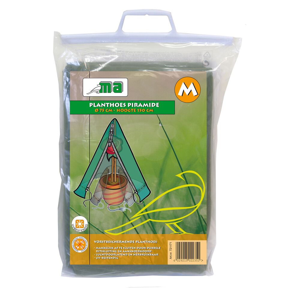 Meuwissen Agro plantenhoes Pyramide M