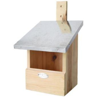 Esschert vogelhuis roodborst