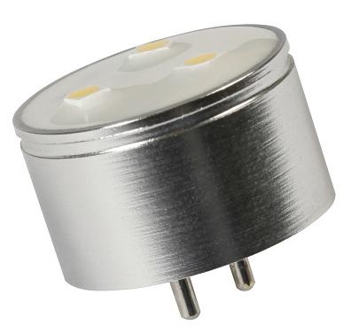 Garden Lights Fitting LED 3 x Warm Wit 1W G5.3