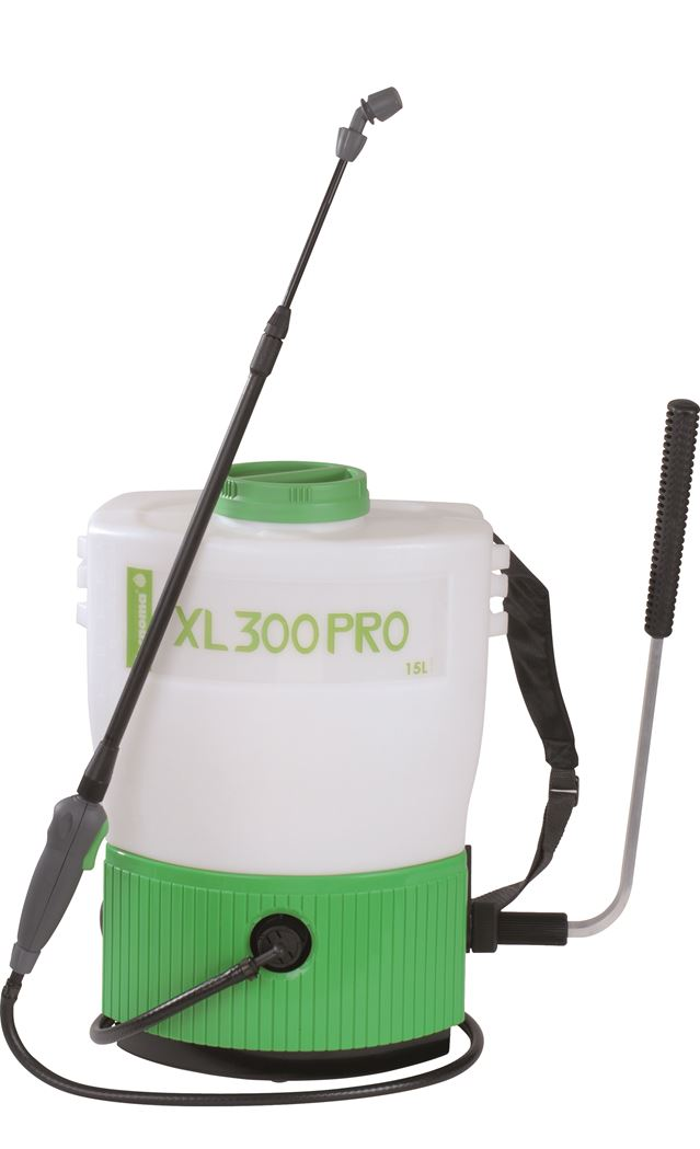 Tecnoma XL 300 PRO rugspuit 15 liter