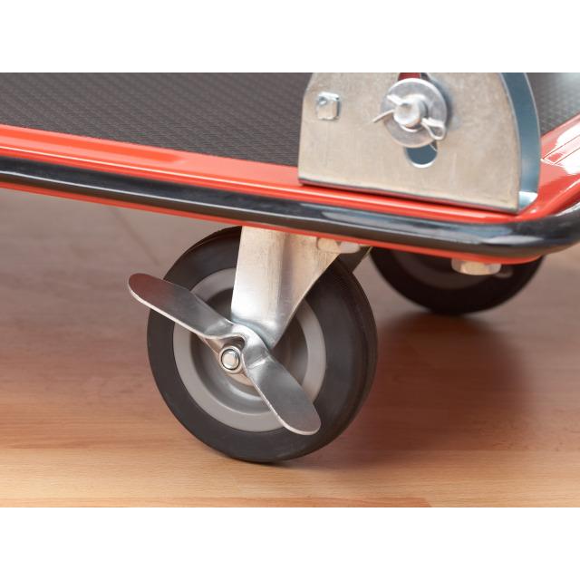 Meister Transportwagen Inklapbaar 150Kg Oranje