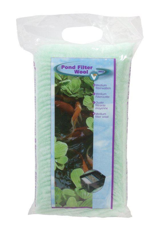 VT Filtermateriaal Vijver Filterwatten Groen 250 g