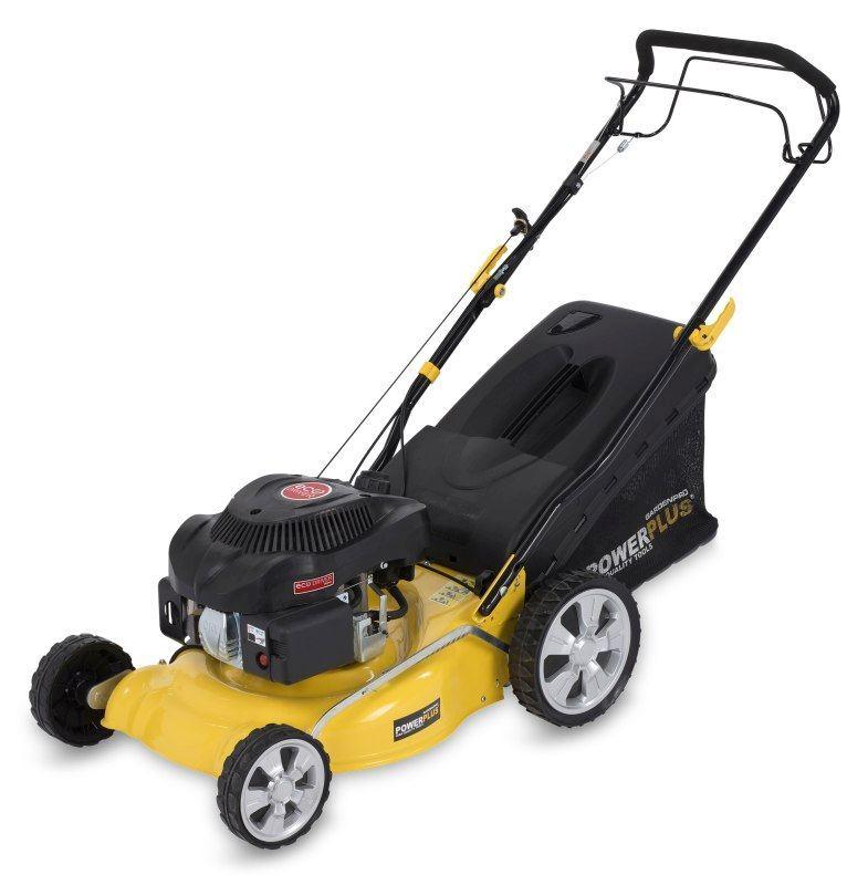 Powerplus Benzine Grasmaaier POWXG60210