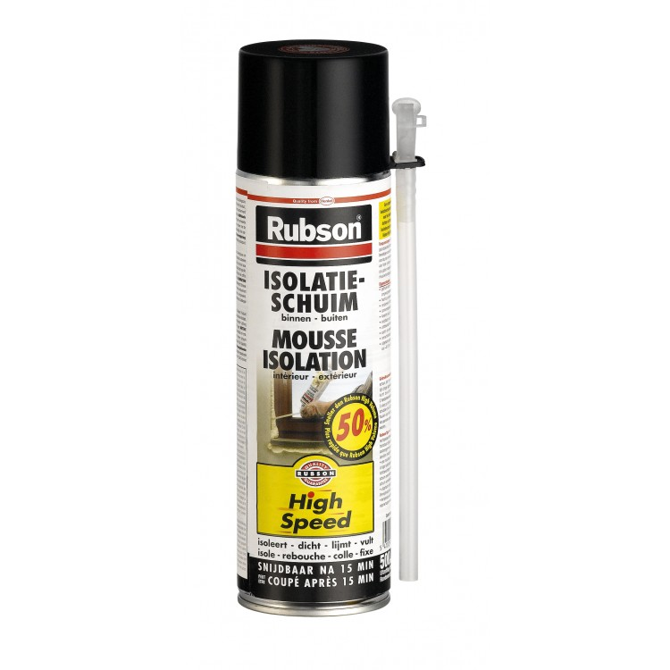 Rubson Isolatieschuim High Speed 500 ml