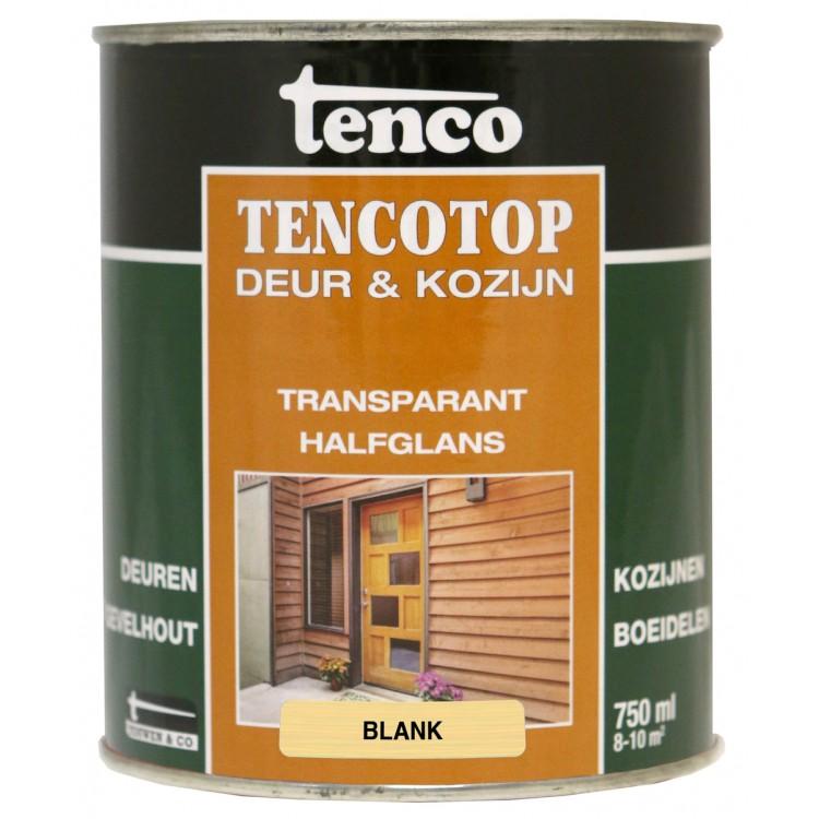 Tenco Beits Tencotop Houtveredeling Blank 201 - 750 ml