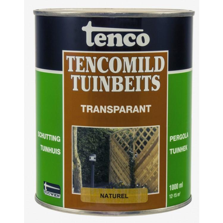 Tenco Tencomild Tuinbeits Transparant Naturel 1 Liter