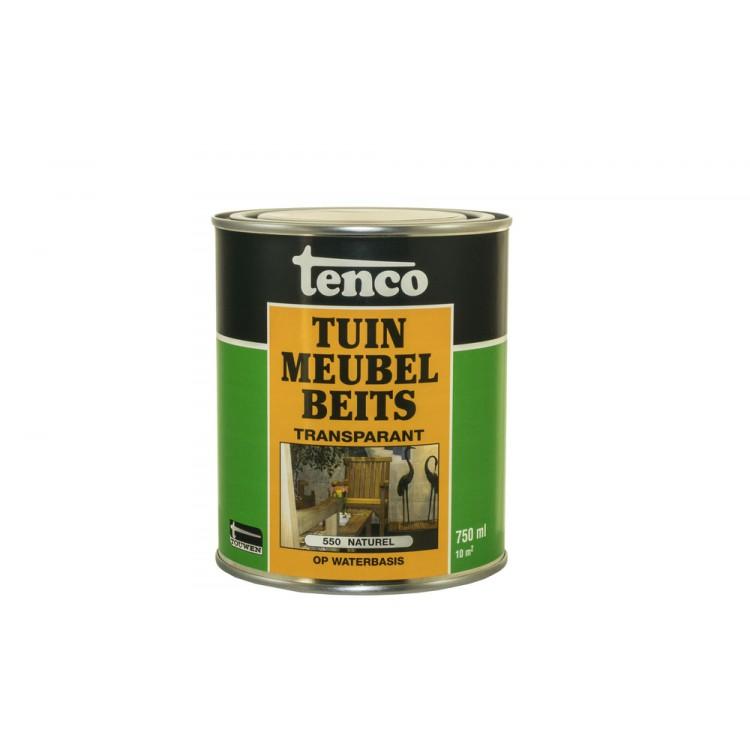 Tenco Tuinmeubelbeits Zijdeglans Naturel 550 - 750 ml