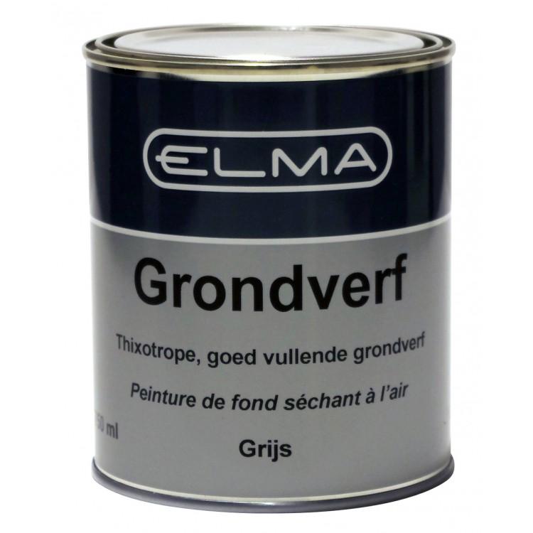 Elma Grondverf Grijs 750 ml