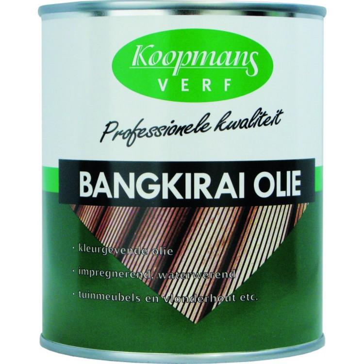 Koopmans Bangkirai Olie 750 ml