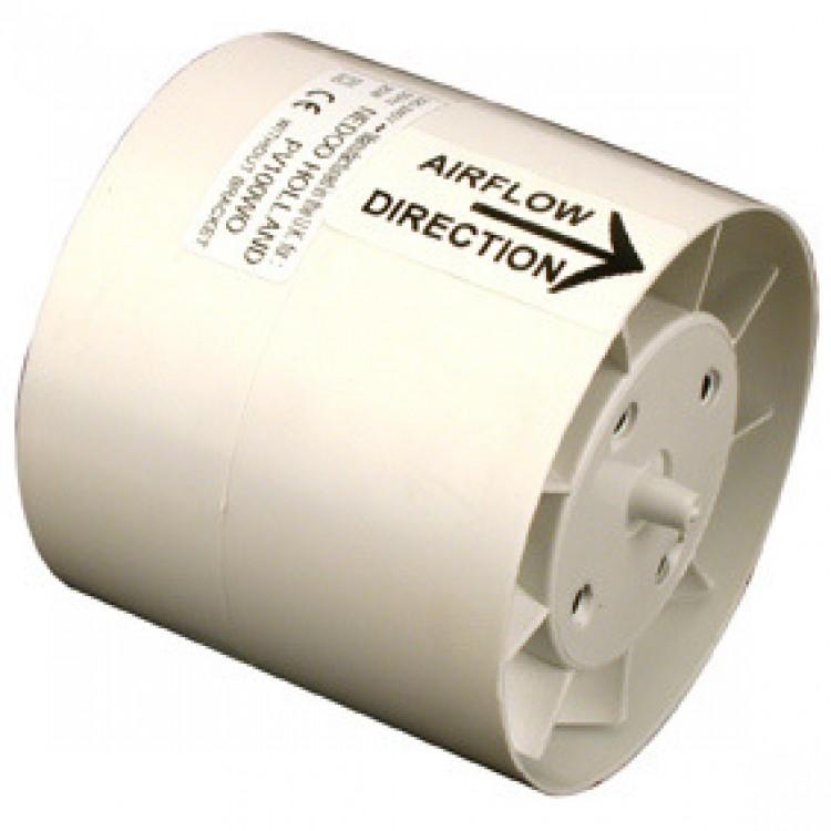 Nedco Badkamerventilator EF-100VT - Toiletventilator van Nedco