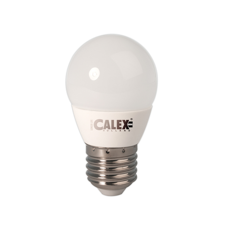 Calex LED Kogellamp 3.4W E27 Warmwit