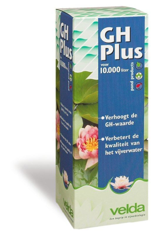 Vijvertest Velda GH Plus 1000 ml