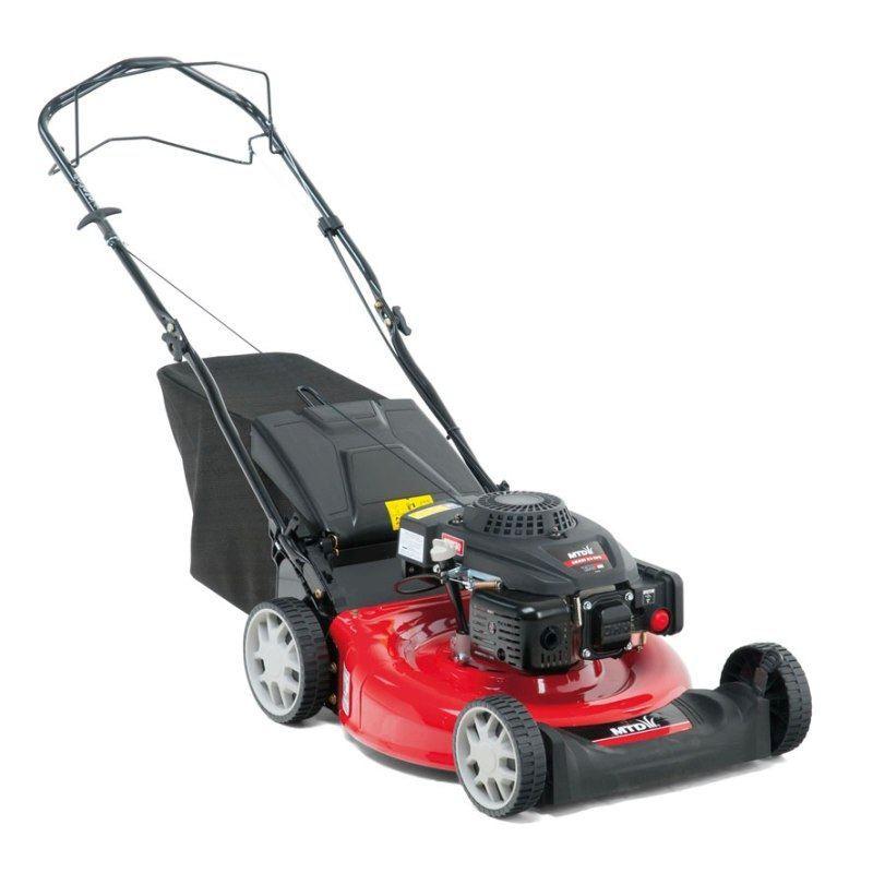 MTD Benzine Grasmaaier Smart 53 SPO