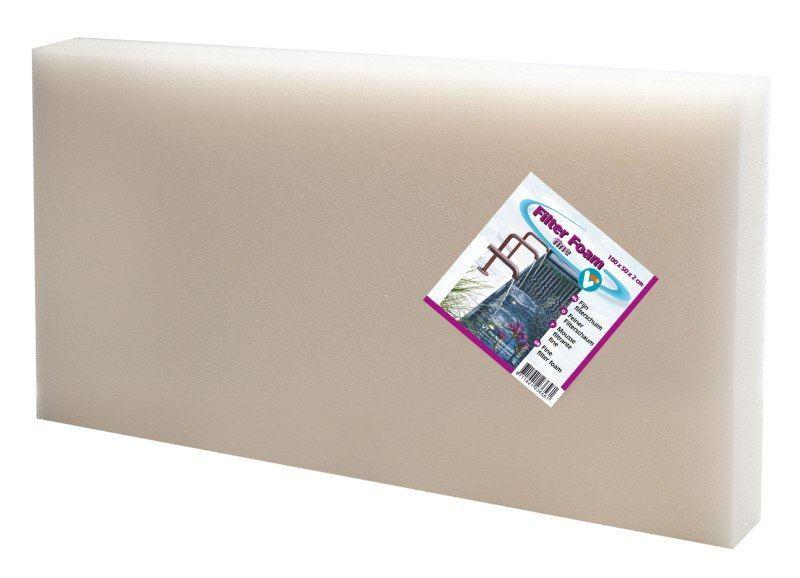 VT Filtermaterialen Fijn Wit 100x50x2