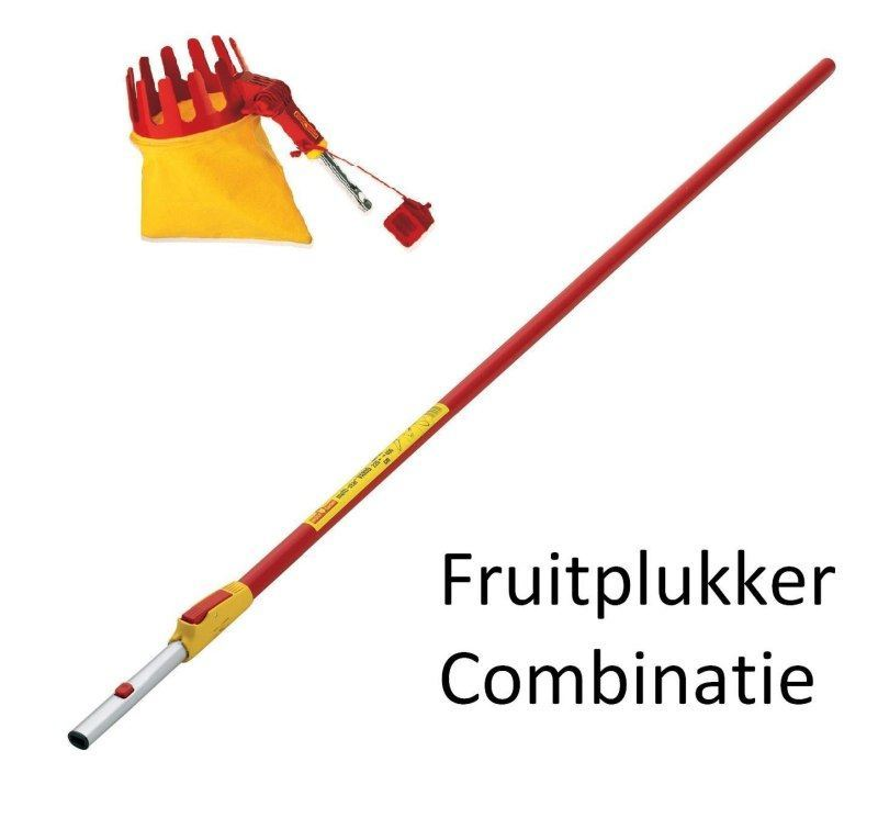 Wolf Garten Fruitplukker RG-M Met Variosteel ZM-V 4