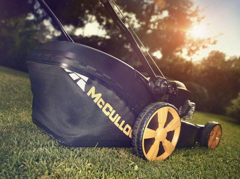 McCulloch Benzine Grasmaaier M53 190AWRPX