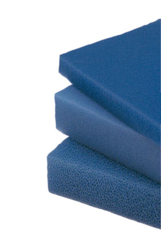 Vivaria Filterschuim Mat platen Middel 50x50x2cm
