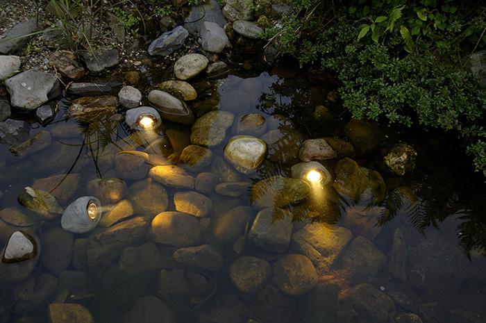 Garden Lights Vijverlamp Set