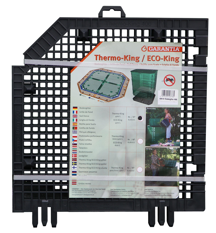 MA Compostbak Beluchtingsplaat Eco King 600 liter