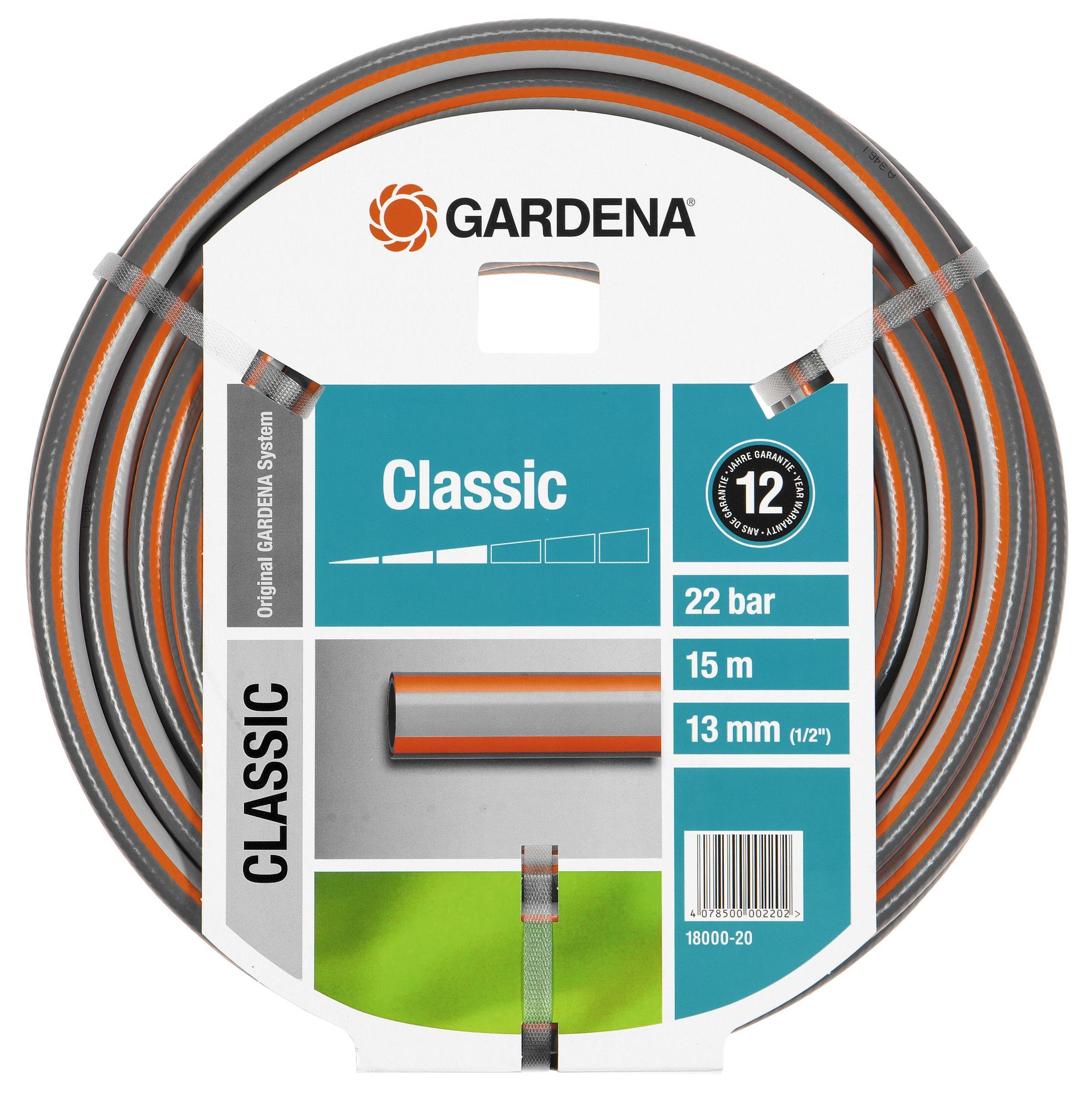 Gardena Tuinslang Classic Ø 13 mm 15 Meter